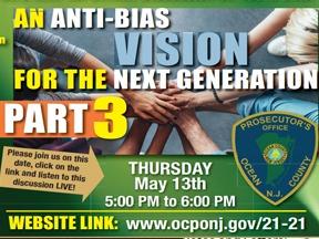 Anti-Bias Vision Poster