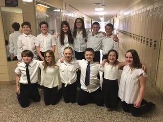 SJCDA Elementary Choral Festival