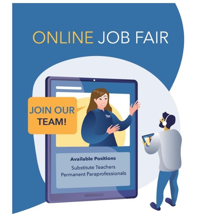 online job fair ESS