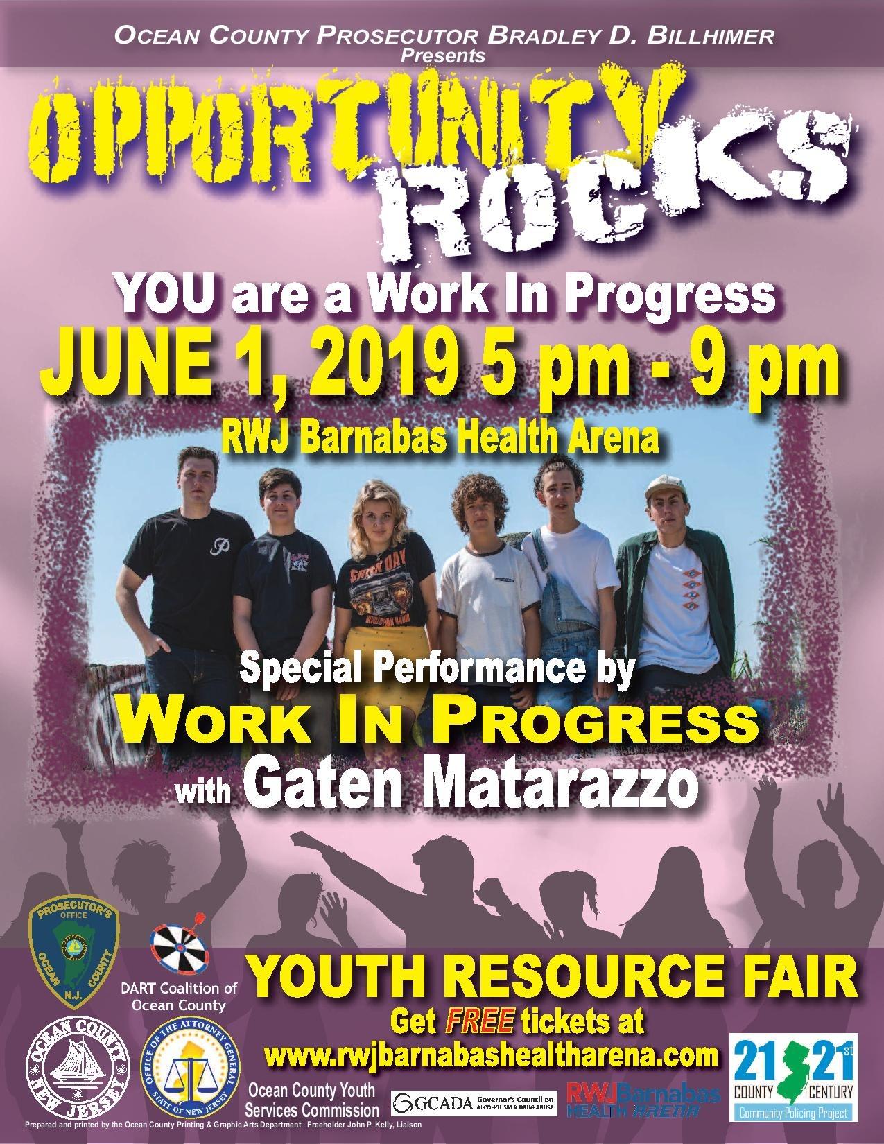 Opportunity ROCKS