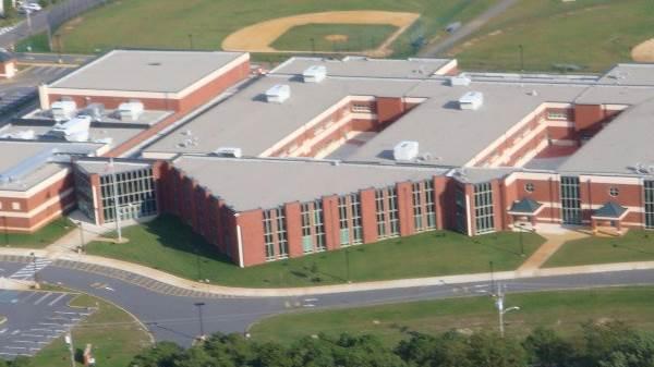 Intermedia East aerial shot
