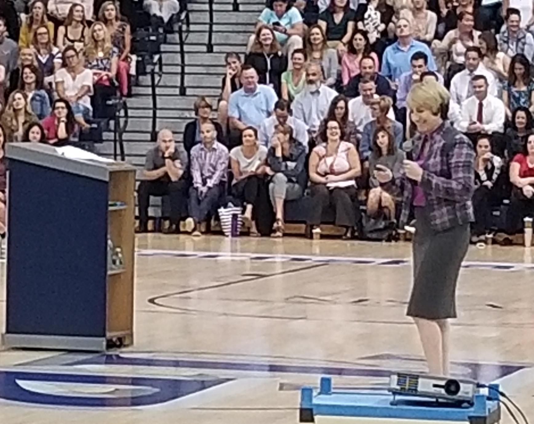Keynote Speaker Dr Tracey Severns