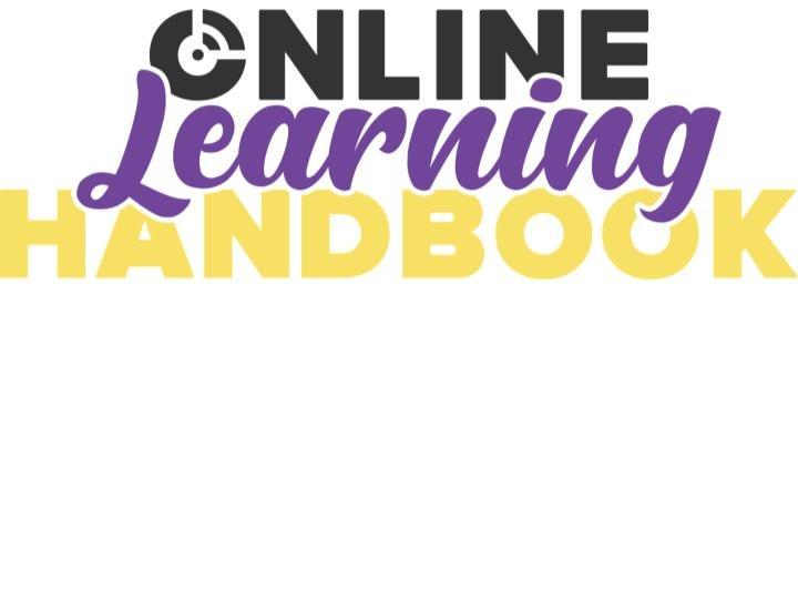 Online Learning Handbook words