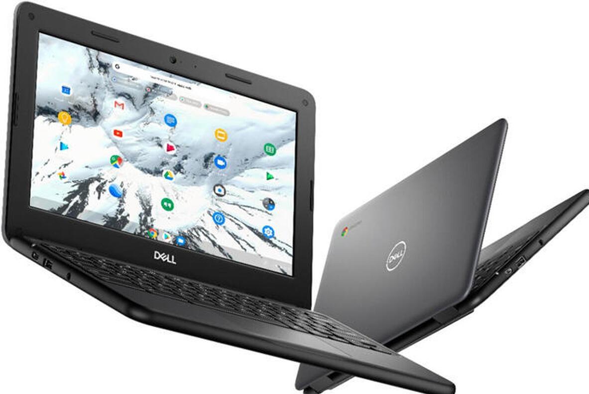 Dell 3100 Chromebook