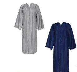 Our School Color Graduation Gowns