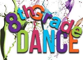 Eighth grade dance the word