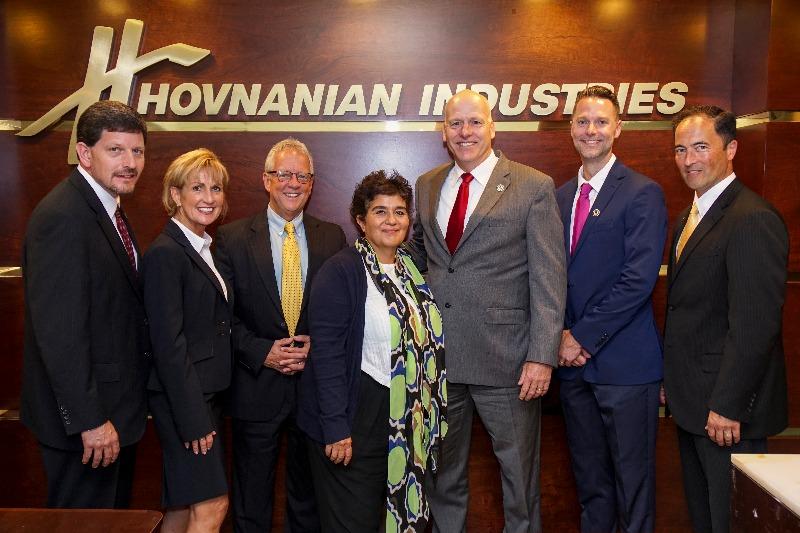 Hovnanian grants