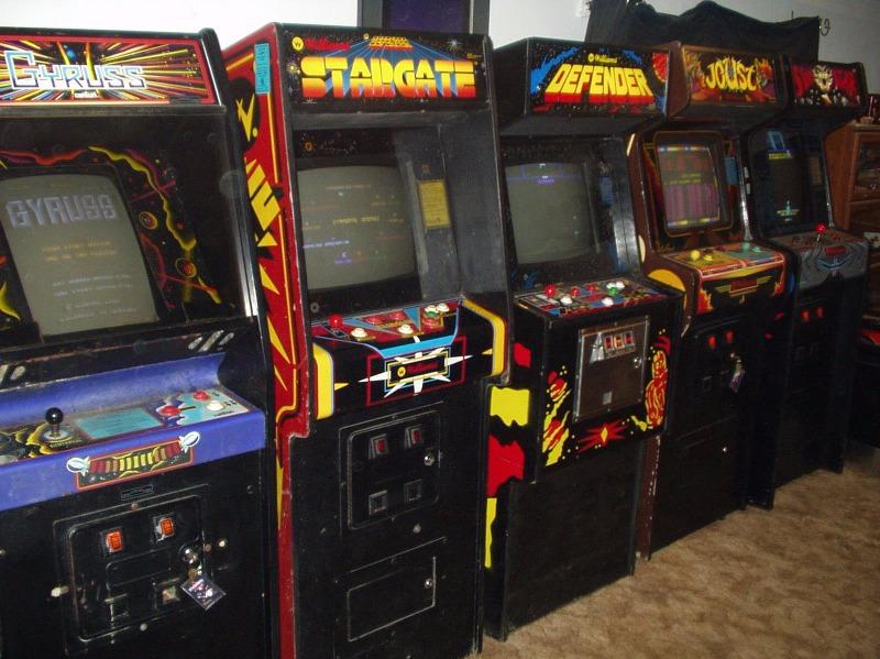 arcade picture