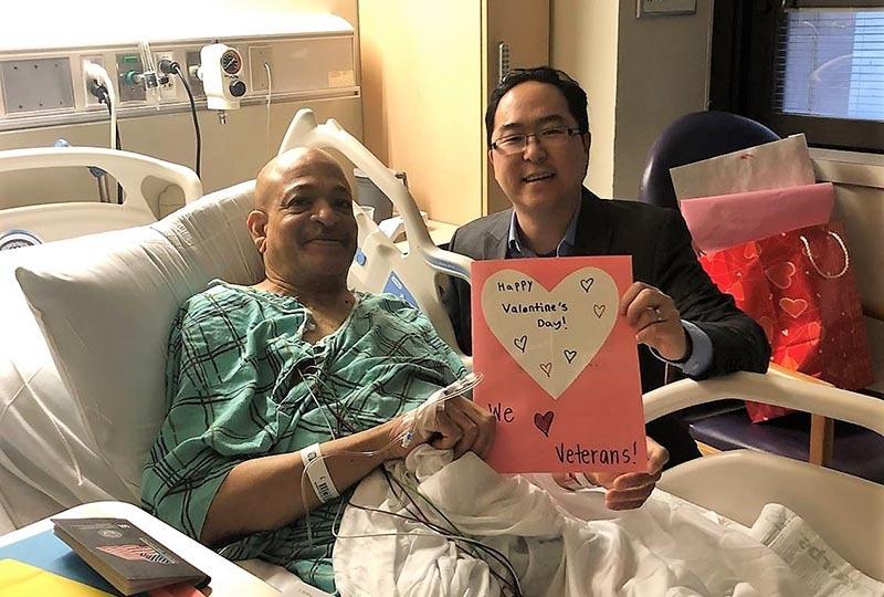 Andy Kim Valentine's Day cards