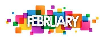 February BIC Menu