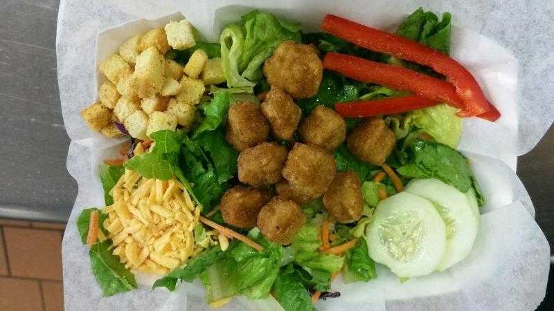 Salad at Intermediate North