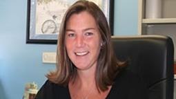 Mrs. Tutzauer, Principal