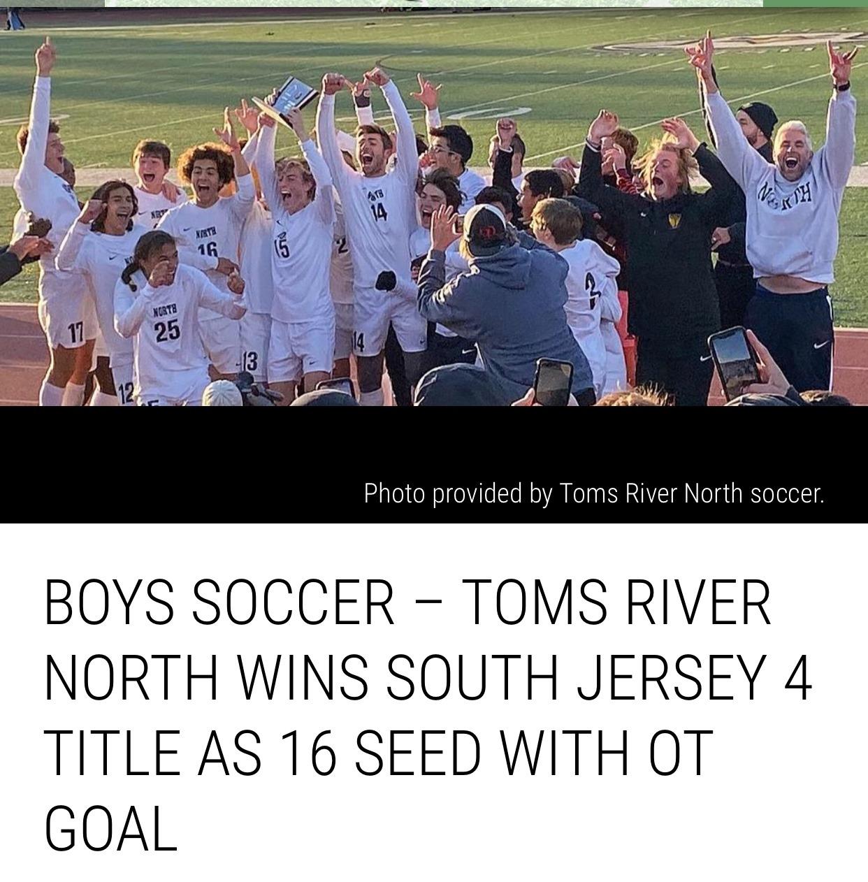 HSN Boys Soccer