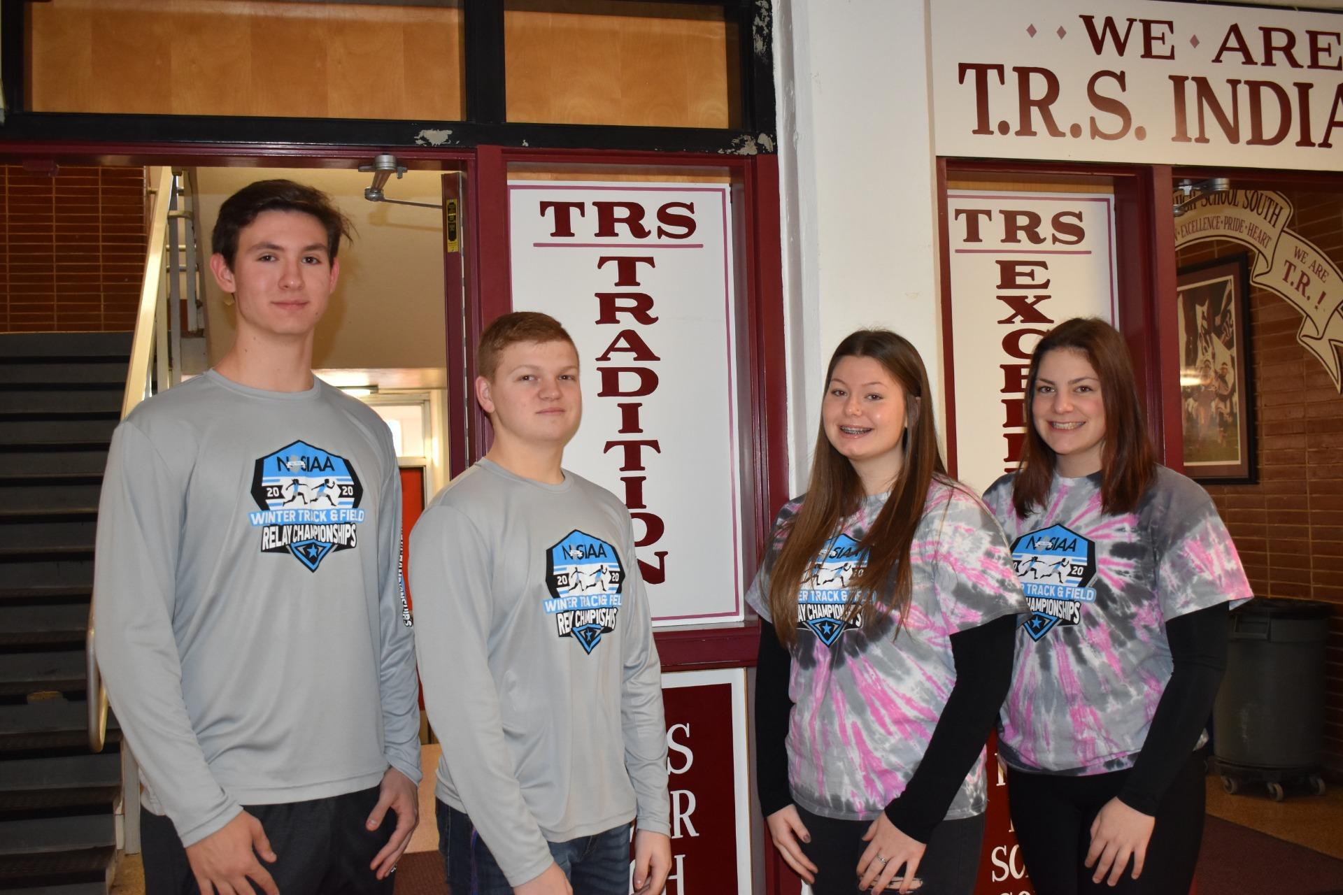 HSS throwers