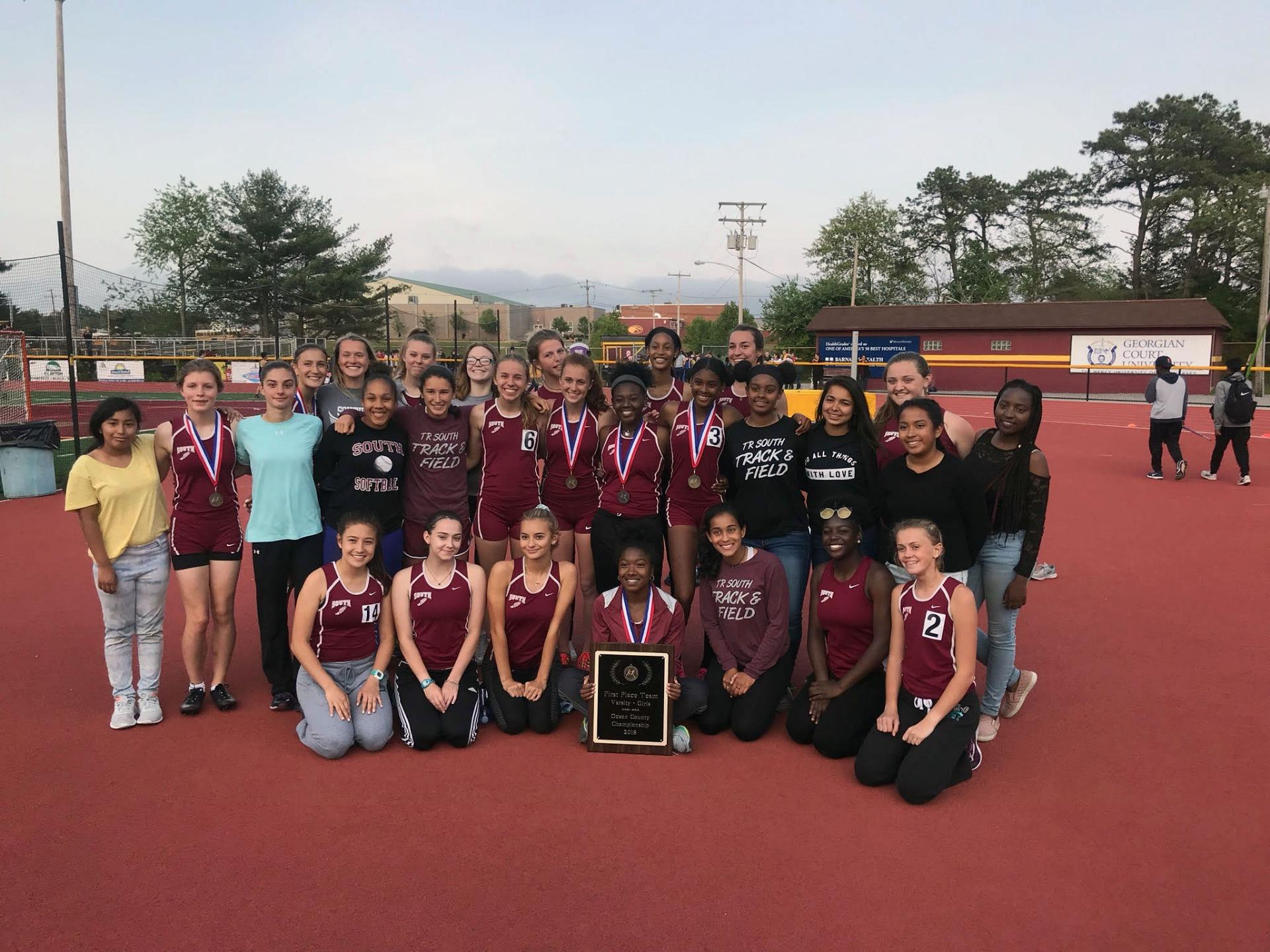HSS track champs