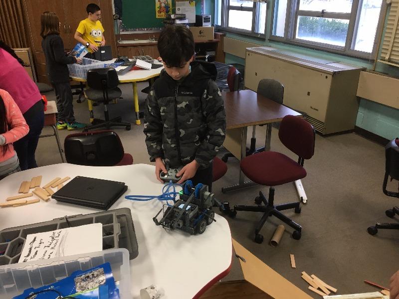 Robot Build