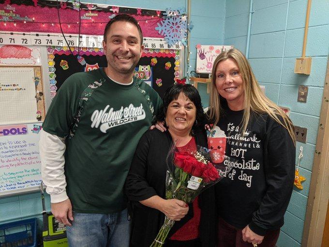 Principals and Teacher