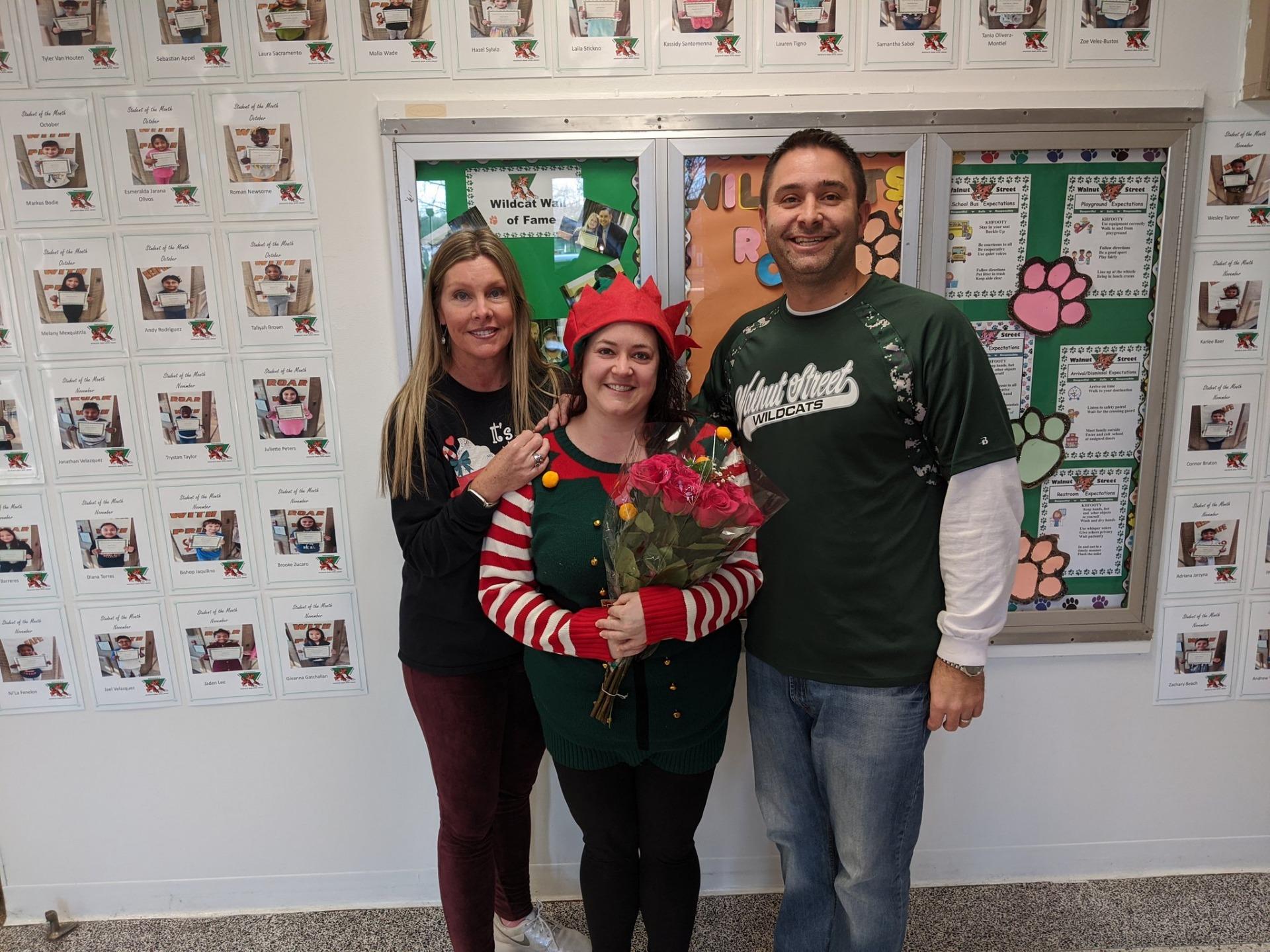 Teacher and Principal 2