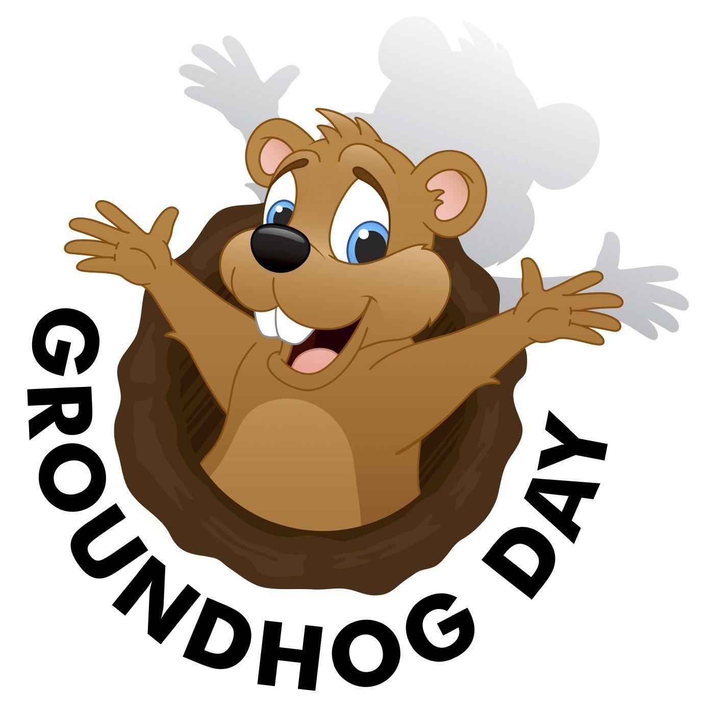 Groundhog Day Art