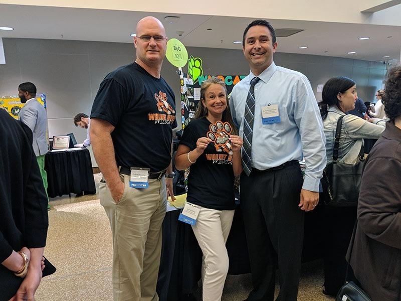 Teachers and Principal Award
