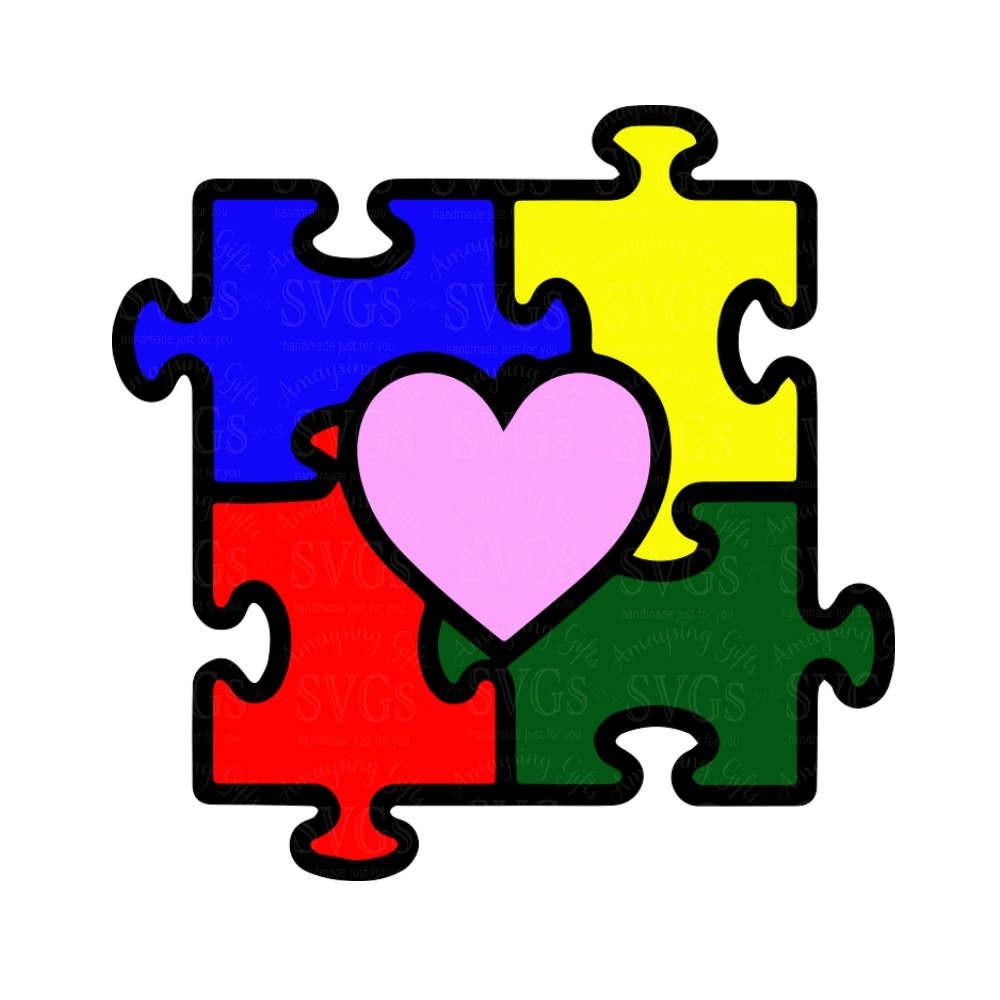 puzzle piece autism